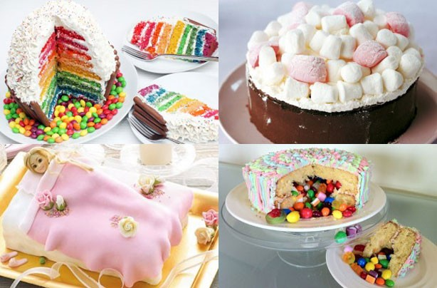 recipe for kids birthday cake