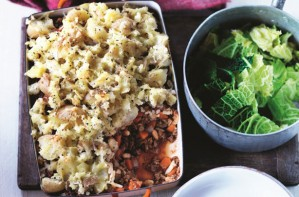 Slimming World's Quorn cottage pie