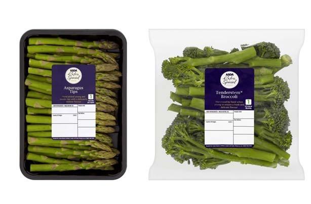 Asda Extra Special Asparagus Tips_Tenderstem Broccoli