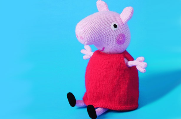 Knitting Patterns Peppa Pig Toys : Peppa Pig Knitting Pattern Goodtoknow Car Interior Design