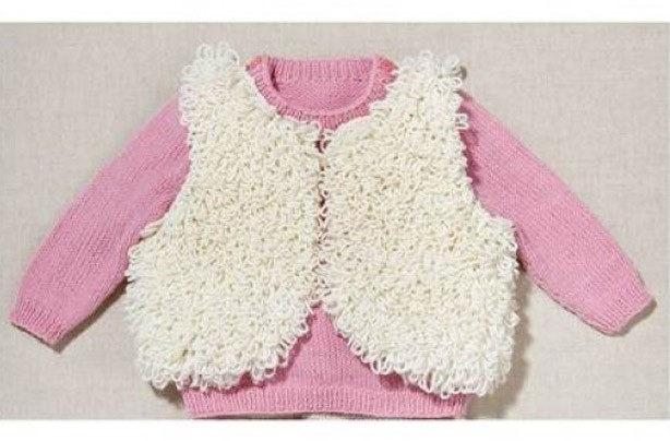 Baby Jumper Knitting Pattern Free : Free knitting patterns - Knitting pattern: Drawstring bag - goodtoknow