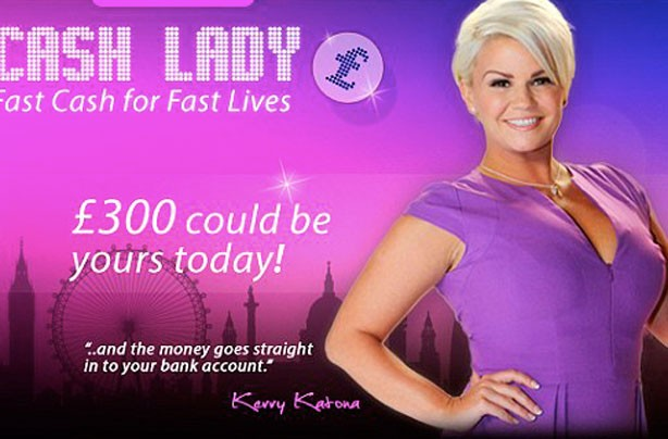 Kerry Katona life in pics: Kerry Katona declared bankrup for a second time