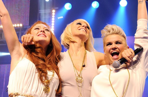 Kerry Katona life in pics: The Big Reunion: Atomic Kitten