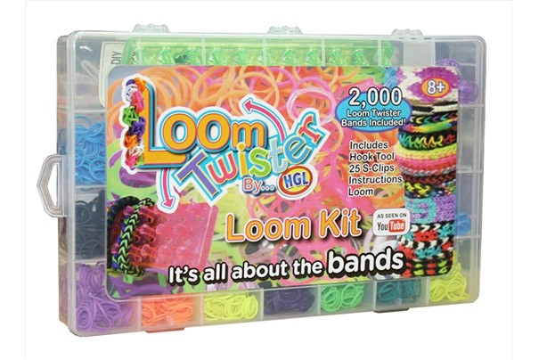 Loom bands kit