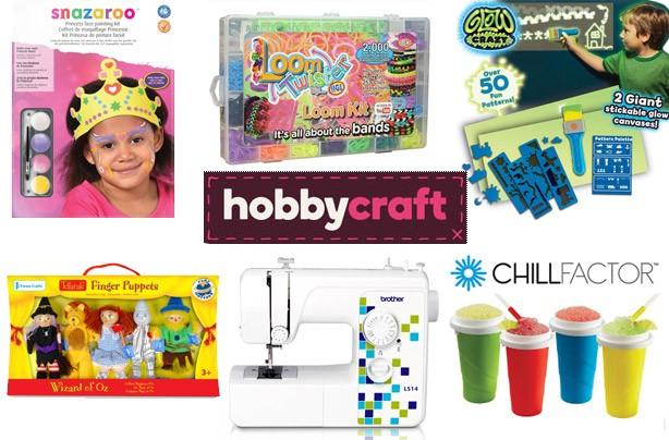 Hobbycraft BIG summer giveaway