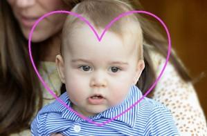 Prince George heart