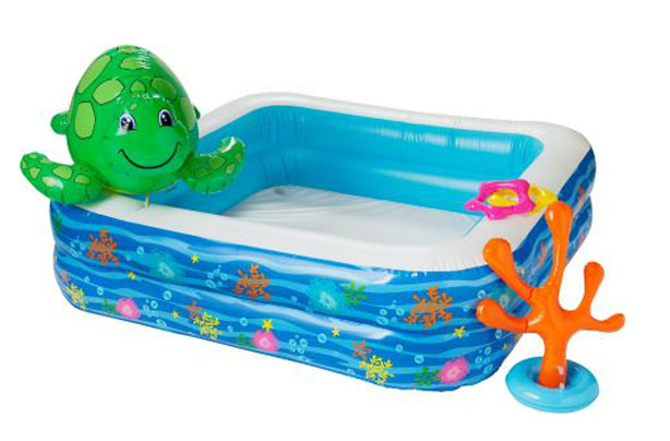 The best (and cheap) paddling pools