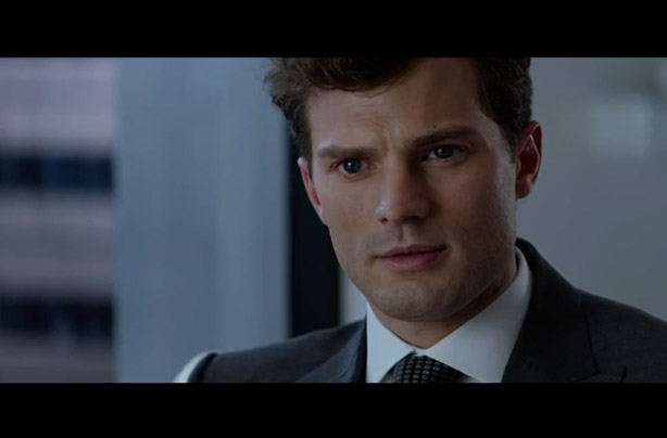 It's here: the Fifty Shades of Grey trailer