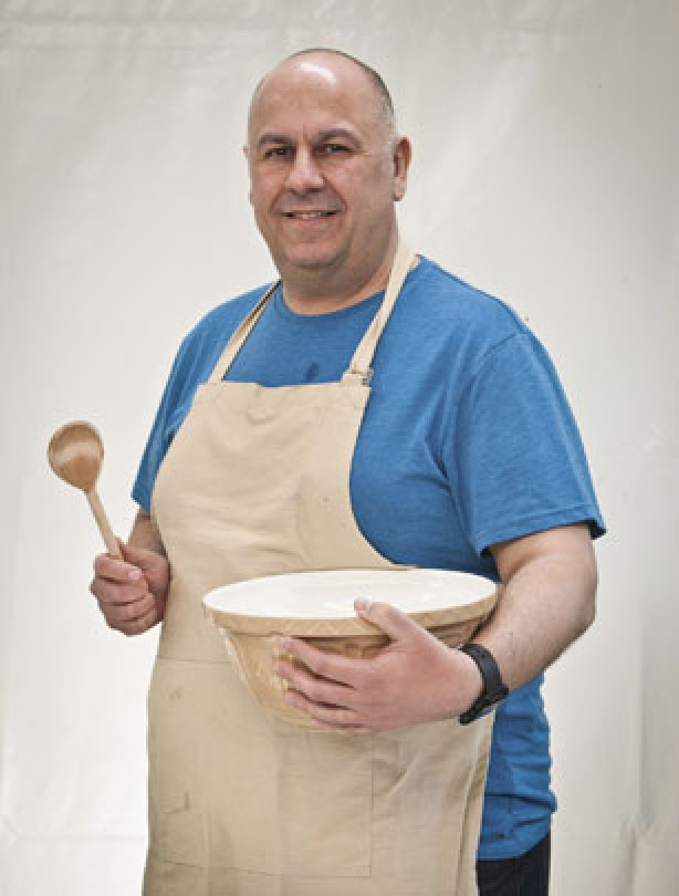 The Great British Bake Off 2014 Luis