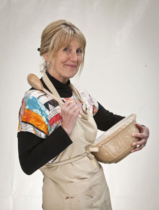 The Great British Bake Off 2014 Nancy