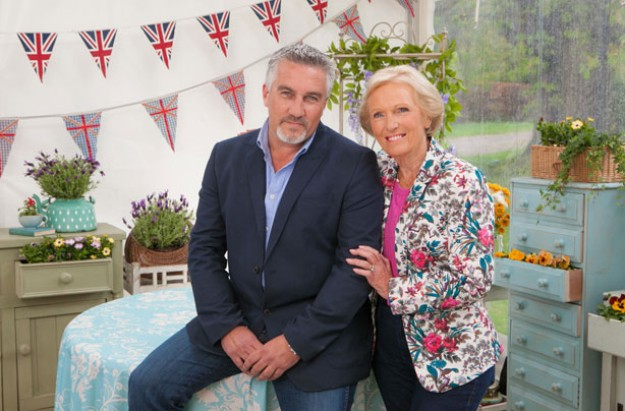 The Great British Bake Off 2014