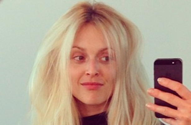 Oh Fearne! What have you done to your hair?