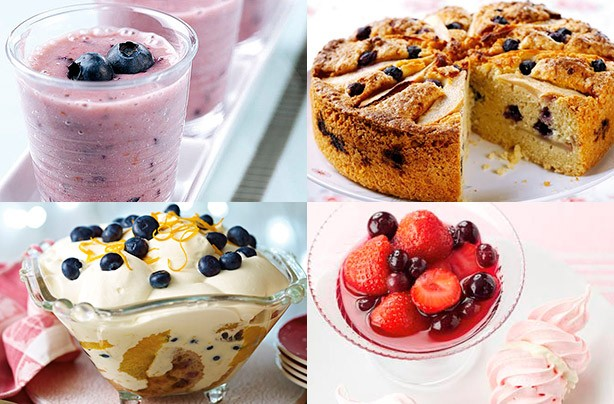 10 ways with blueberries