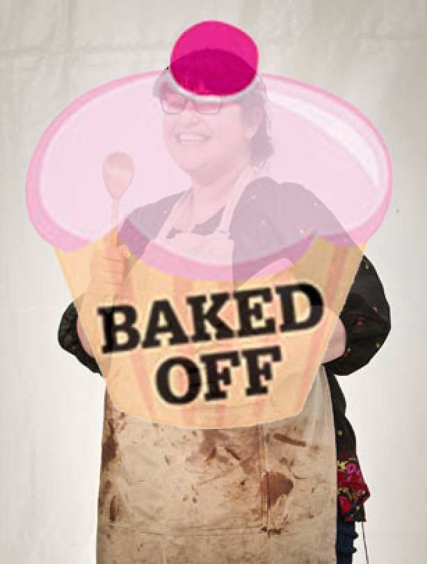 Bake Off Claire Baked Off