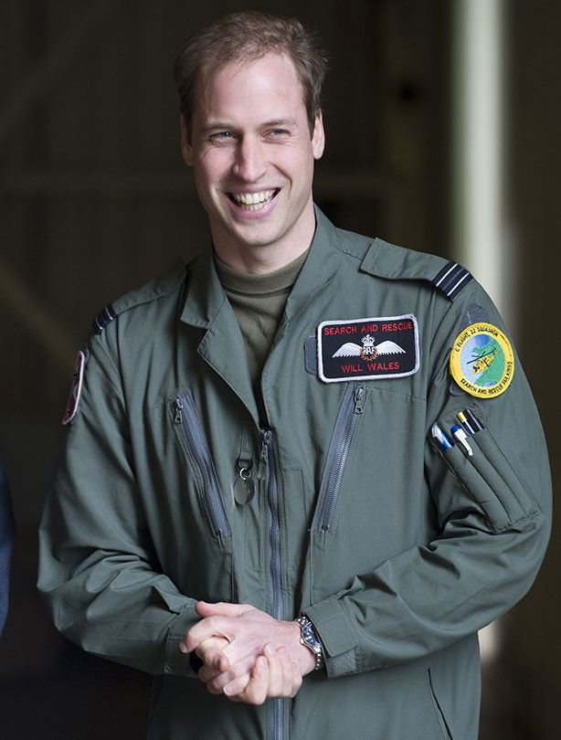 Prince William: 2014