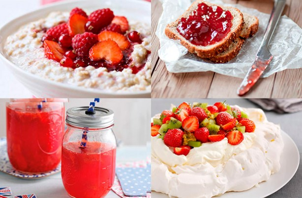 20 ways with strawberries