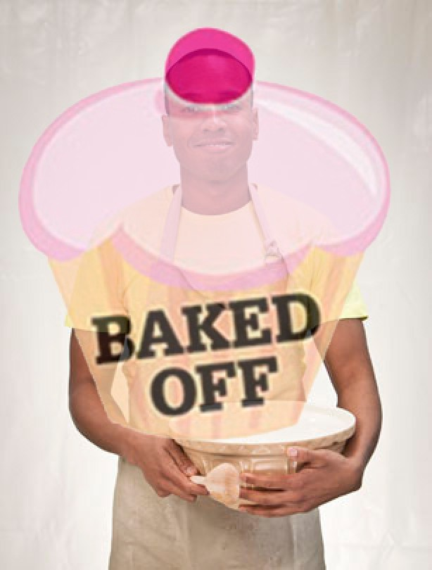 The Great British Bake Off 2014 Enwezor