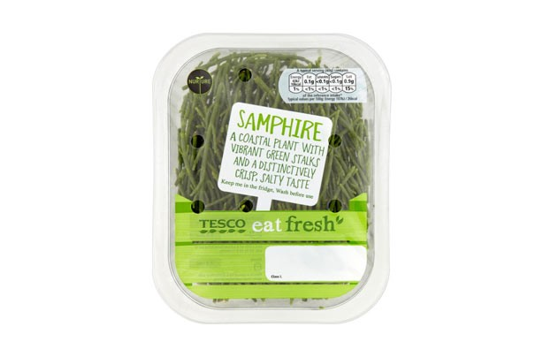 Tesco Samphire