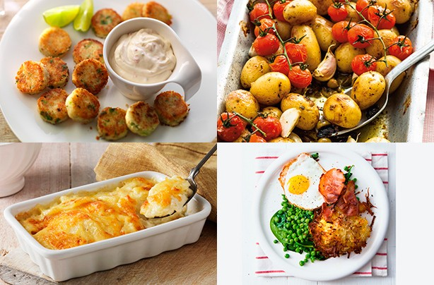 50 ways with potatoes