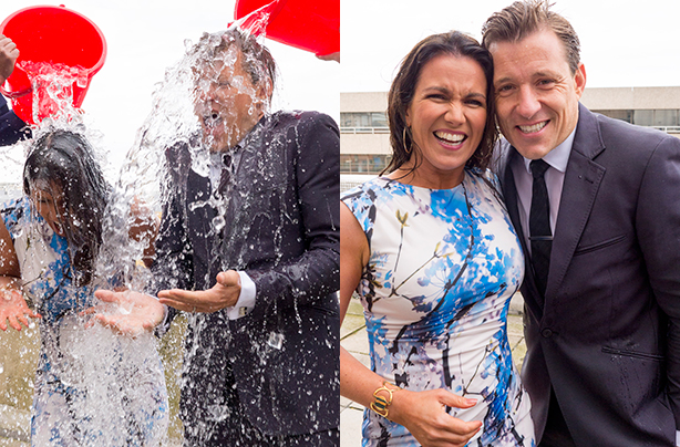 The ice bucket challenge: so why are people pouring cold water over celebrities?