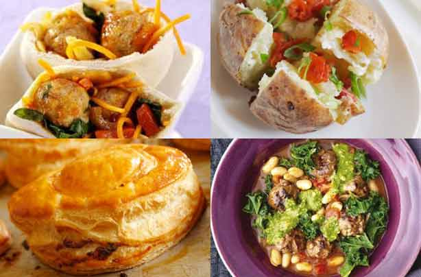 7 dinners for under £1 a head
