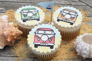 campervan cupcakes