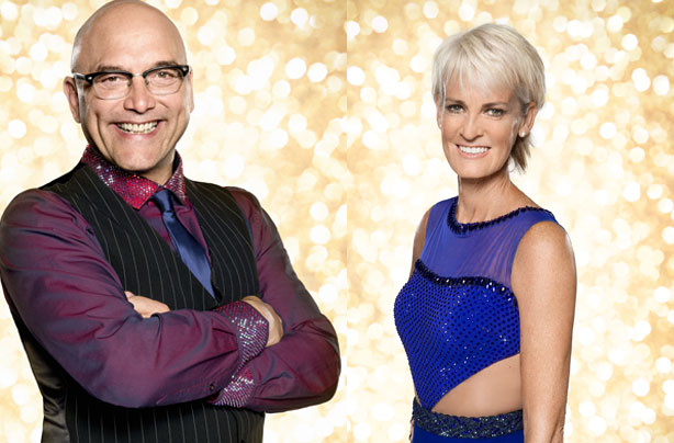 The full Strictly Come Dancing line-up