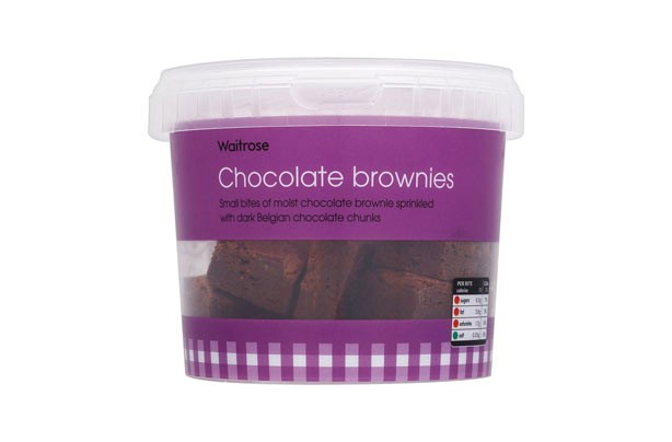 Waitrose Chocolate Brownies