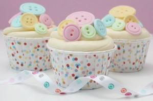 Button cupcake decorations final