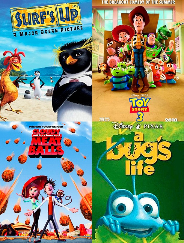 The best kids films on Netflix