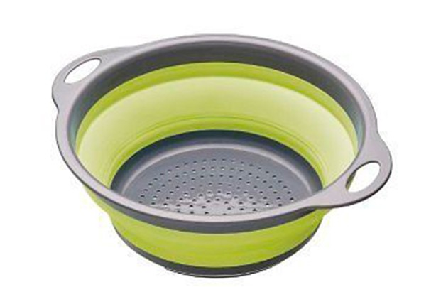 Colourworks collapsible colander 24cm £6.95