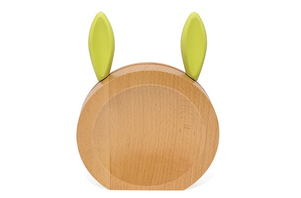 Bliss in the Woods rabbit mezzaluna and board £23.16