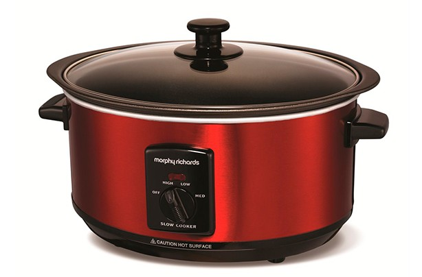 Morphey Richards Sear and Stew slow cooker, �29.99