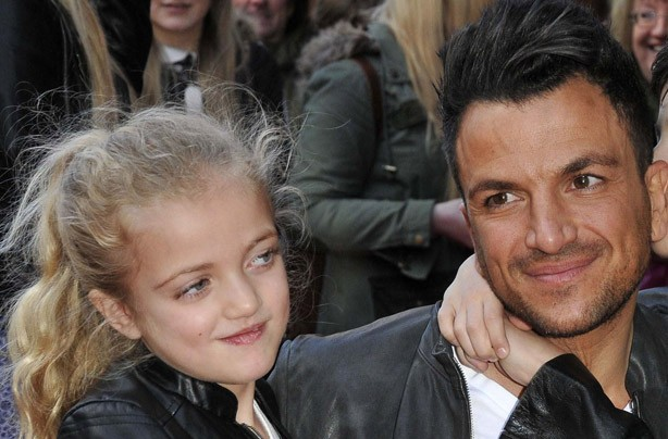 Peter Andre Discusses Family Life and Protecting His Kids ...