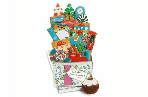 Christmas food gift guide 2014