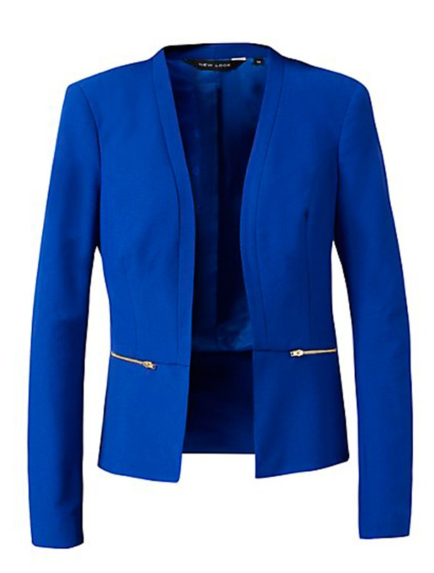 Mary Berry inspired blazer