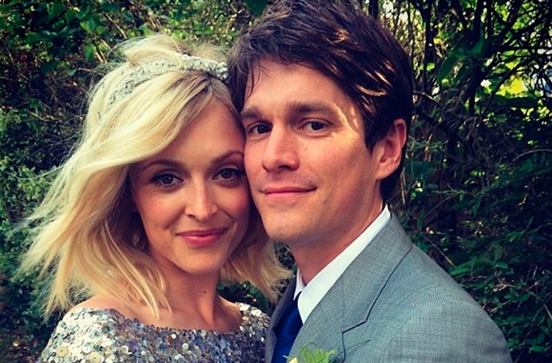 Jesse Wood shares wedding snap with adorable message to wife Fearne