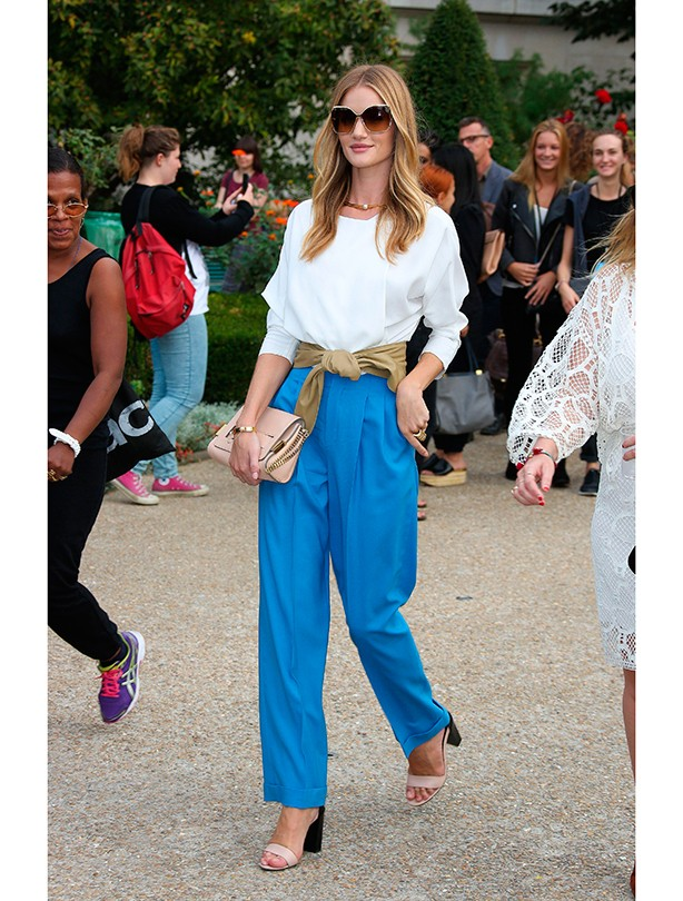 Editor's style pick of the week Rosie Huntington-Whiteley