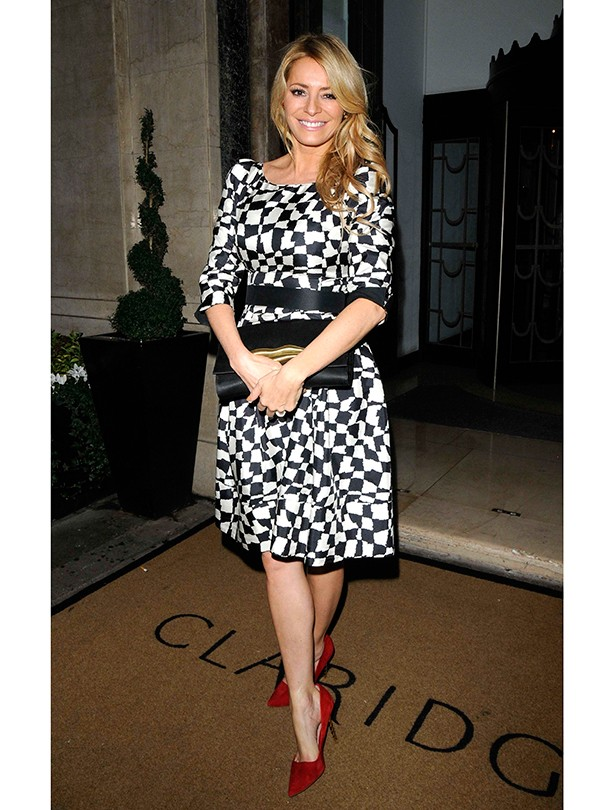 Editor's style pick of the week Tess Daly