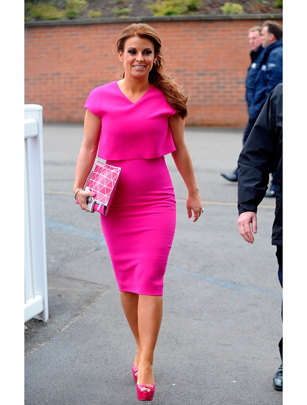 Editor's style pick of the week Coleen Rooney