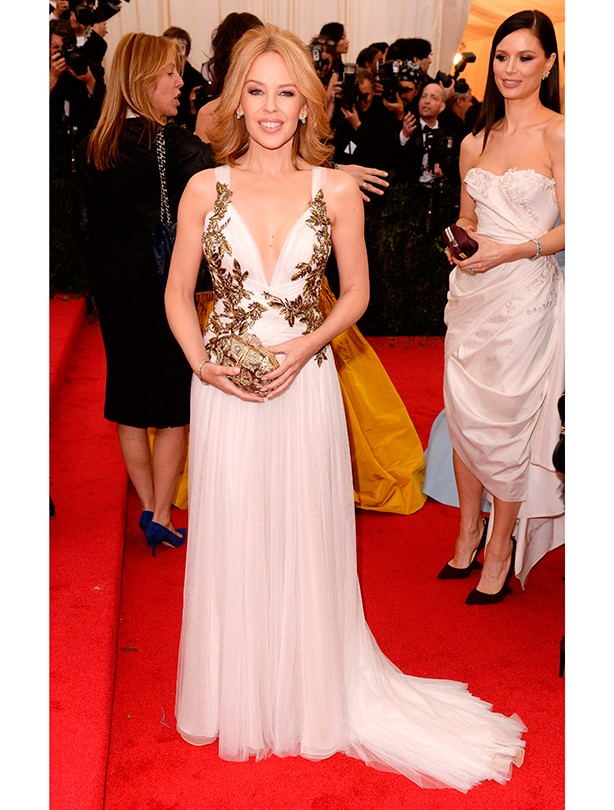 Editor's style pick of the week Kylie Minogue