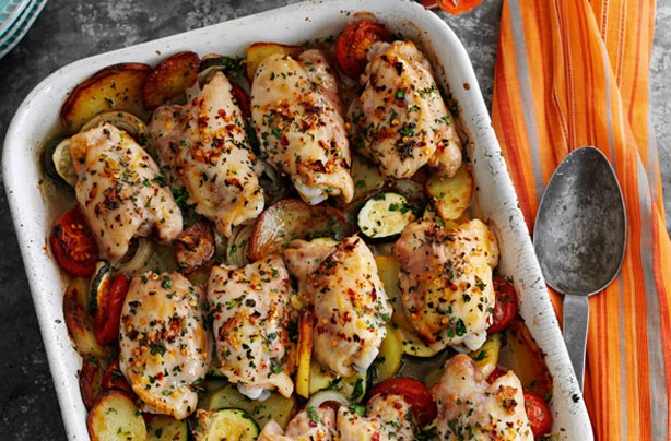 20 Chicken Thigh Recipes Goodtoknow