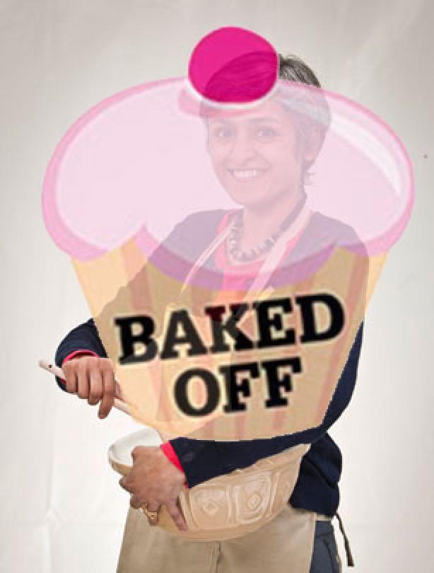 Chetna baked off