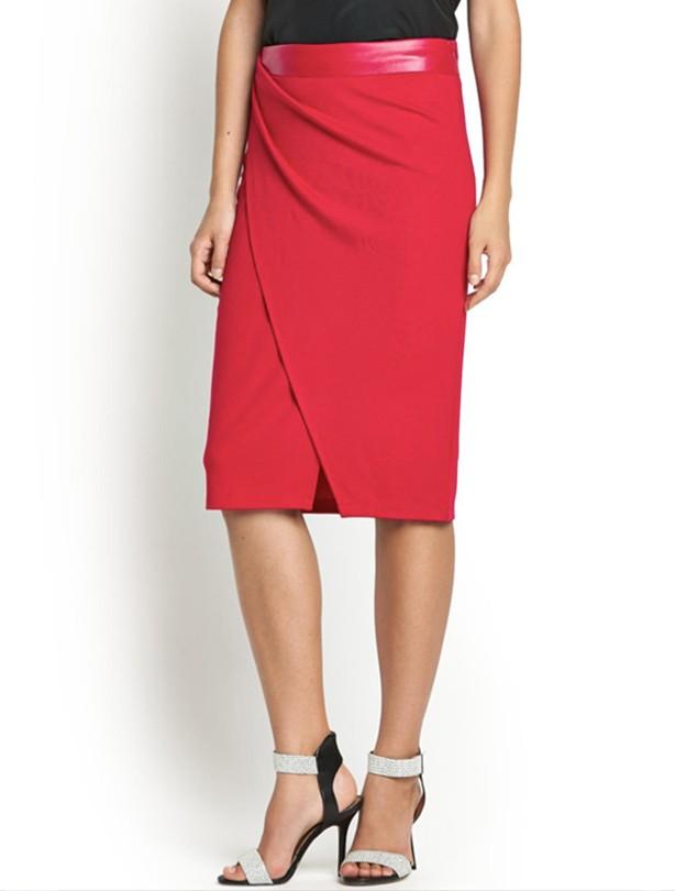 Best for flat bottoms Littlewoods waist wrap skirt
