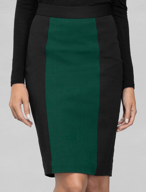 Best for a wobbly tummy: &other Stories pencil skirt