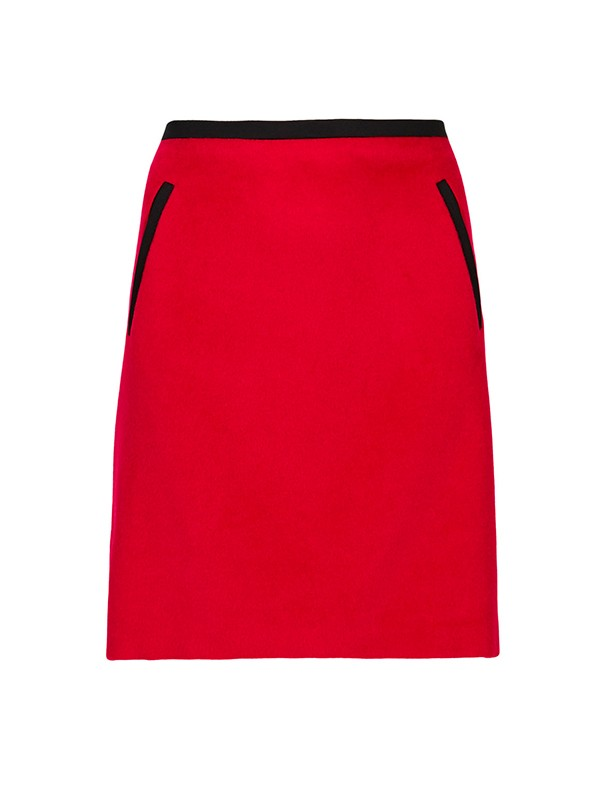 Best for Skinny legs: M&S mini skirt