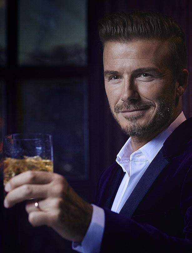 David Beckham launches Haig Club Whiskey