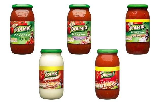 Iceland Dolmio sauces