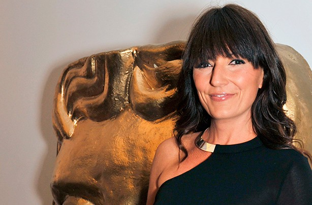 Celebrity fringes Davina Mccall