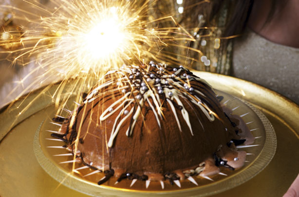 Chocolate Ice Cream Bombe Recipe Goodtoknow
